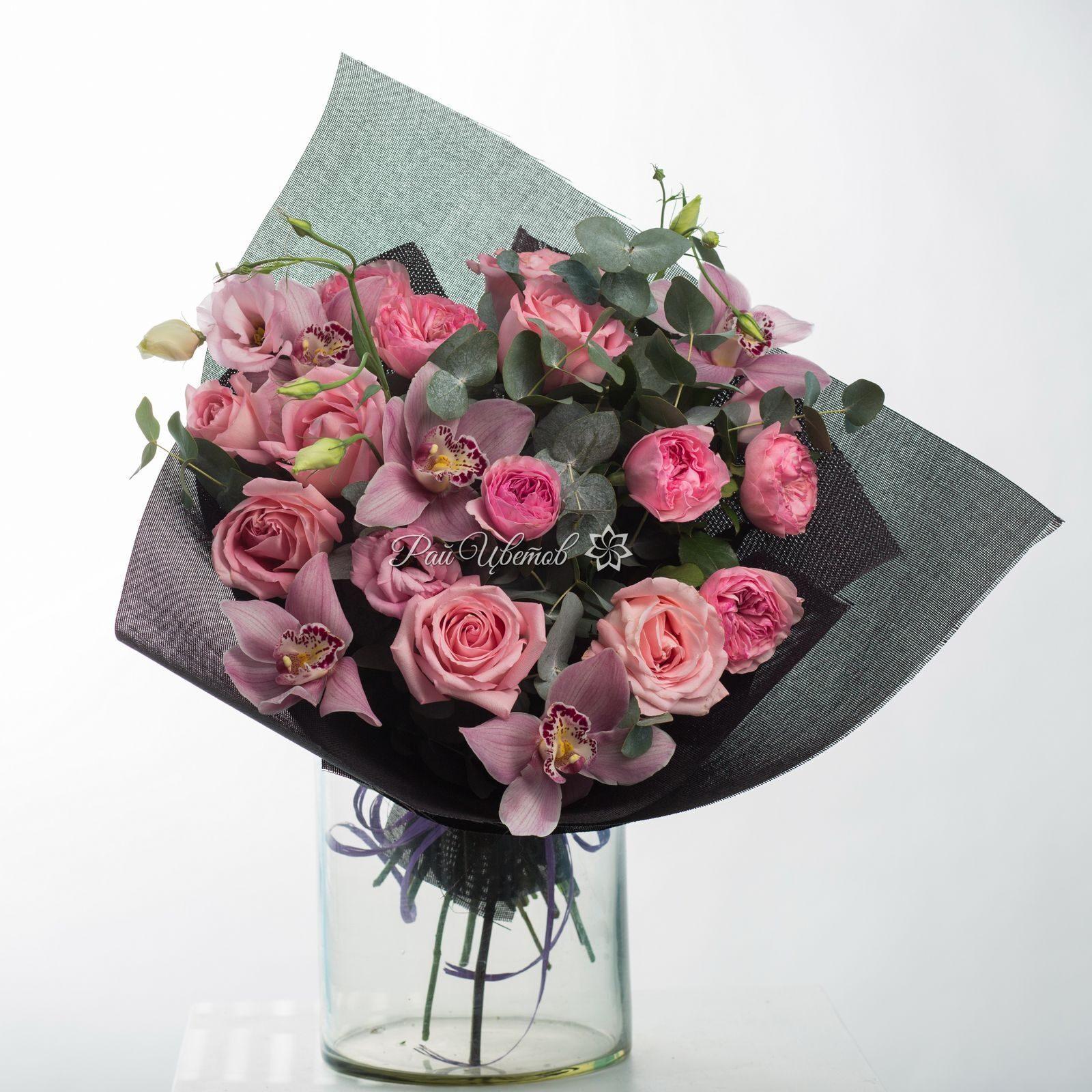 Букеты цветов стильные фото
