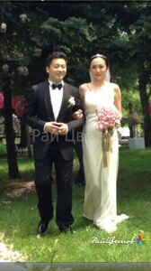 Wedding ceremony Tian and Jing 07.13.2013